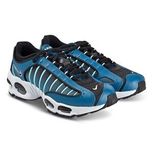 NIKE Air Max Tailwind IV Sneakers Industrial Blue and Black 38 (UK 5)