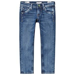 Pepe Jeans Blue Wiser Wash Cashed Jeans 10 years