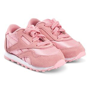 Reebok Classic Leather Infant Sneakers Pink 21 (UK 4.5)