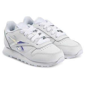 Reebok White Classic Leather Trainers 27 (UK 10)