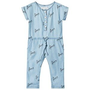 Sproet & Sprout No Vacancy Jumpsuit Light Blue 98-104 (3-4 years)