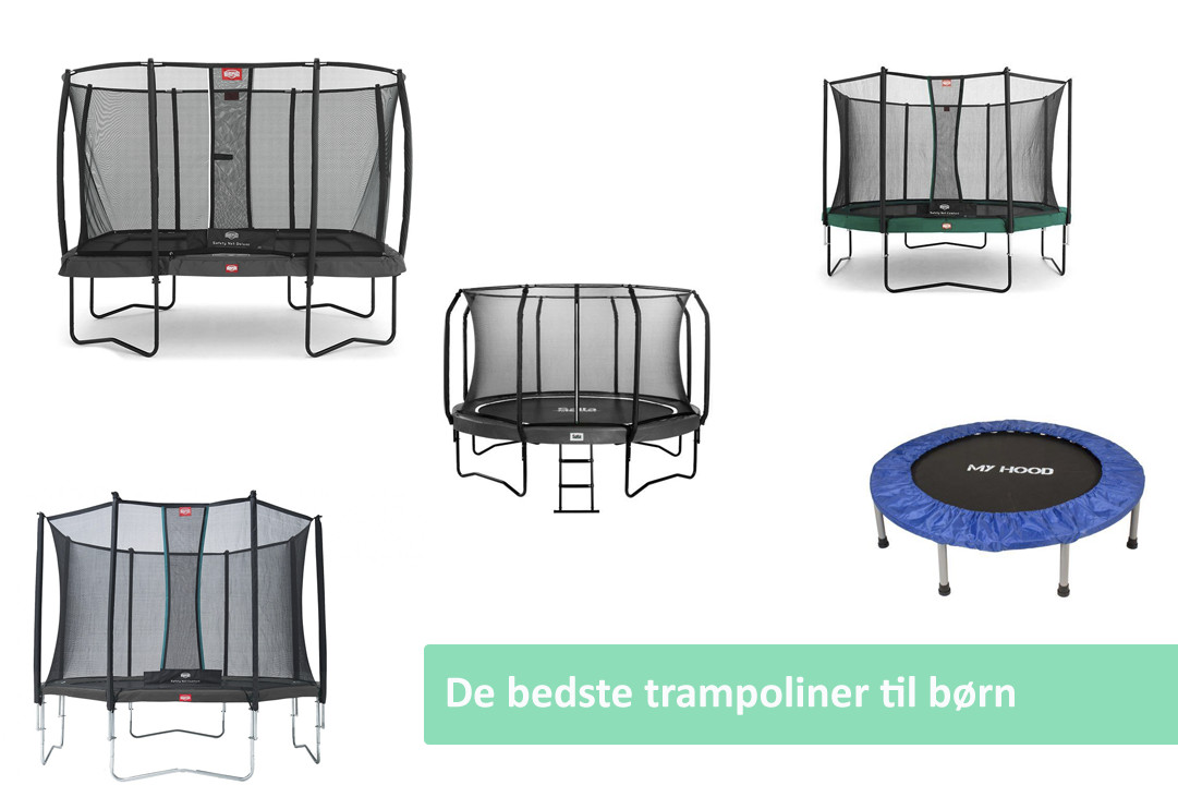 Trampolin guide cover