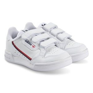 adidas Originals Continental 80 Kids Velcro Sneakers White 28 (UK 10.5)