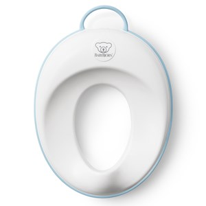 Babybjörn Toilette Training Seat White/ Turquoise One Size