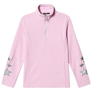 Bogner Ida Half Zip Fleece Sweater Pink M (6-7 years)