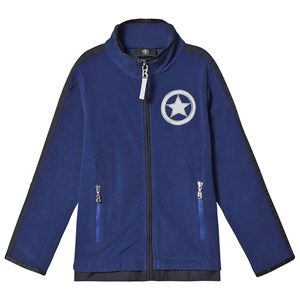 Bogner Matti Full Zip Fleece Jakke Blå M (6-7 years)
