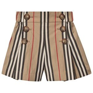 Burberry Icon Stripe Shorts Archive Beige 3 years