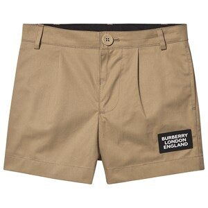 Burberry Logo Shorts Archive Beige 3 years