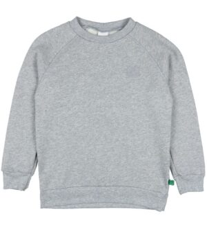 Freds World Sweatshirt - Gråmeleret