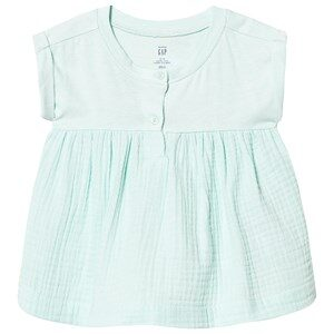 GAP Henley Empire Top Quince Green 4 år