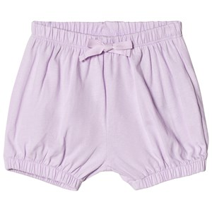 GAP Pull-On Bubble Shorts Pale Lilac 5 år
