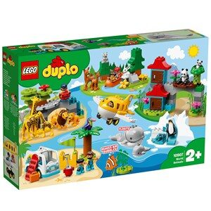 LEGO DUPLO 10907 LEGO® DUPLO® World Animals 24+ months