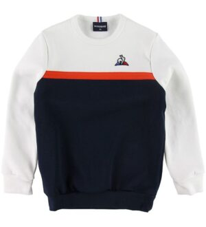 Le Coq Sportif Sweatshirt - Tech - Sky Captain