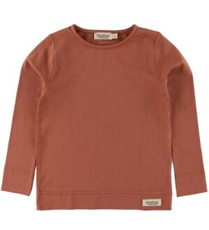 MarMar Bluse - Modal - Dusty Brick