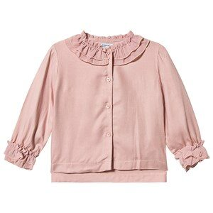 Mayoral Ruffle Blouse Pink 6 years