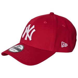 New Era New York Yankees Cap Red 48-61.5cm (OSFA)