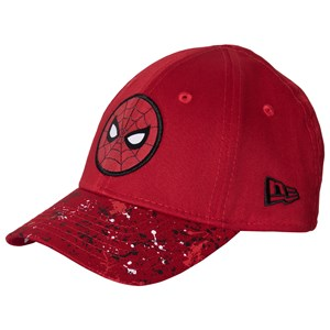 New Era Spiderman Cap Red 51.1cm (Toddler 2-4 years)