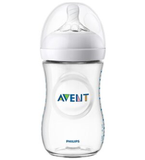 Philips Avent Sutteflaske - 2-pak - 260 ml - Natural