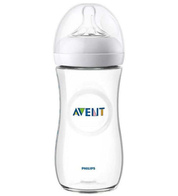 Philips Avent Sutteflaske - 330 ml - Natural