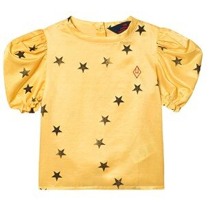 The Animals Observatory Silky Canary Top Yellow Stars 3 Years
