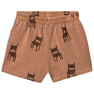 Weekend House Kids Chair Shorts Camel 3-4 Years