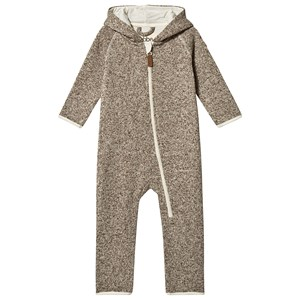 ebbe Kids Dandy Fleece One-Piece Beige 62 cm (2-4 mdr)