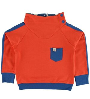 AlbaBaby Sweatshirt - Hollum - Orange.com