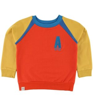 AlbaBaby Sweatshirt - Sean - Bright Gold
