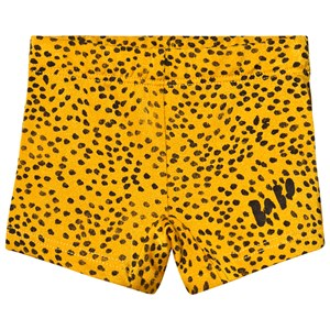 Bobo Choses All Over Leopard Print Badebukser Spectra Gul 6-12 Months