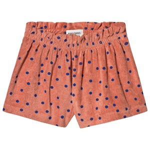 Bobo Choses Dots Terry Shorts Autumn Leaf 10-11 Years
