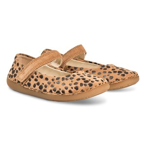 Clarks Skylark Ballerina Sko Animal Print 24 (UK 7)