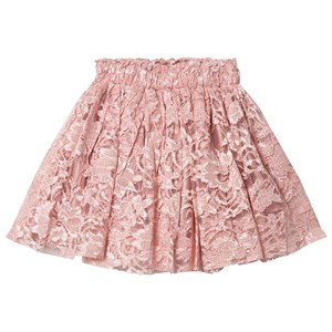 DOLLY by Le Petit Tom Lacy Short Nederdel Pink Petite (1-3 Years)