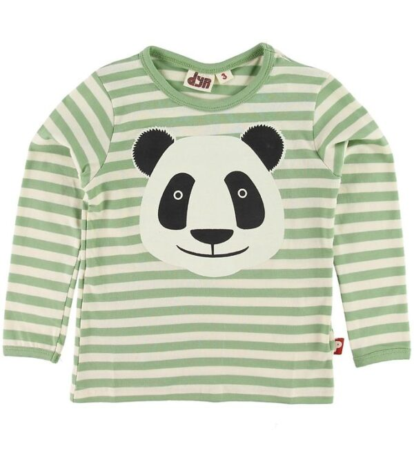 DYR Bluse - Roar - Light Sage/Putty m. Panda