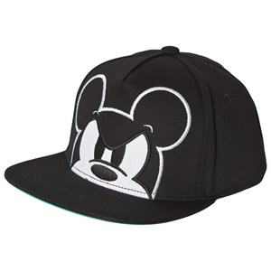 Fabric Flavours Mickey Mouse Cap Black One Size