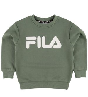 Fila Sweatshirt - Classic Logo - Sea Spray
