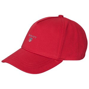 GANT Red Diamond Logo Baseball Cap S-M (5-8 years)