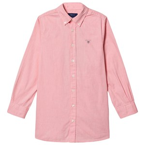 GANT Small Shield Oxford Skjorte Pink 122-128cm (7-8 years)