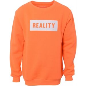 Hound Dreng - Orange Sweatshirt