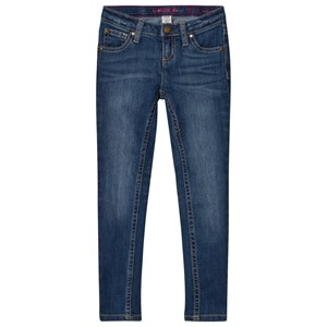 Lands' End Blue Skinny Jeans 12-13 years