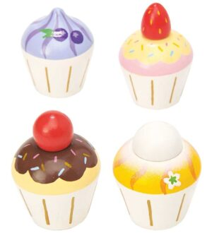 Le Toy Van Legemad - Honeybake - Cupcakes