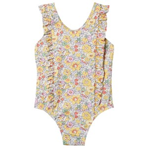 Olivier London Betty Badedragt Betsy Yellow 1-2 Years