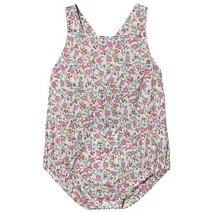 Olivier London River Romper Hannah Fay Pink 3-6 Months