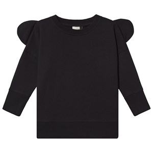 Papu Bear Maxi Sweatshirt Sort 98/104 cm