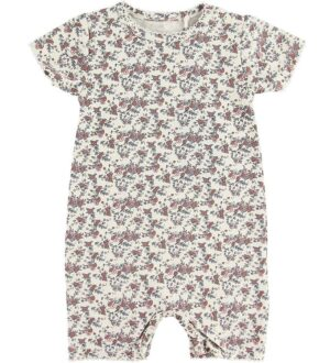 Petit by Sofie Schnoor Heldragt - Peggy - Creme m. Blomster