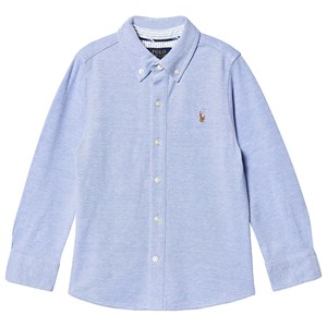 Ralph Lauren Oxford Skjorte Harbor Blå S (8 years)