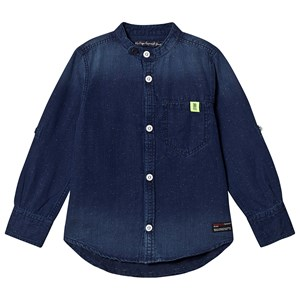 Retour Zeb Skjorte Dark Indigo Blue 4 years