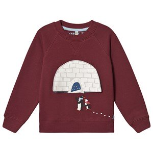 Tom Joule Ventura Sweatshirt Red 4 years