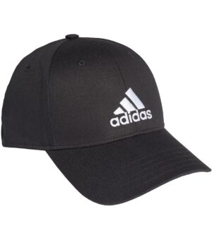 adidas Performance Kasket - Baseball - Sort m. Logo