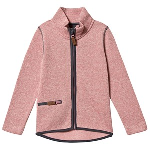 ebbe Kids Dash Fleece Jakke Dove Pink 92 cm (1,5-2 år)