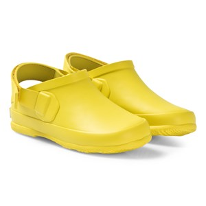 Burberry Citron Rubber Sandals 30 (UK 12)